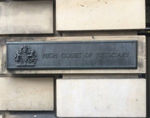 edinburgh high court of justiciary